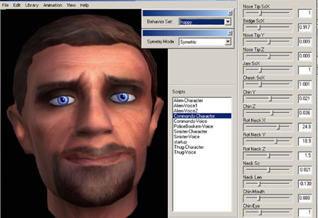 faceToolKit - A 3D Facial ToolKit